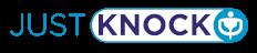 JustKnock logo
